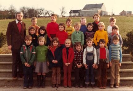 année scolaire 1975-1976 - 1ère primaire - Georges Deprez.jpg